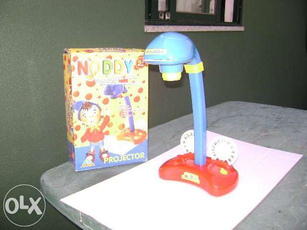Brinquedo - Projetor - Noddy