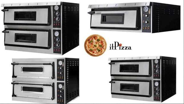 Печи для пиццы Itpizza MS 1+1 Печи на дровах Оборудование для пиццерии