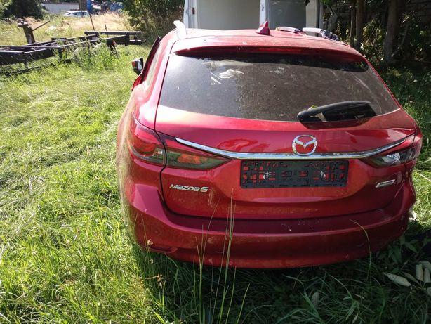 Mazda 6 2019r Niemcy