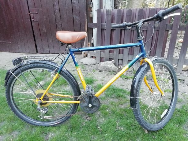 rower męski
