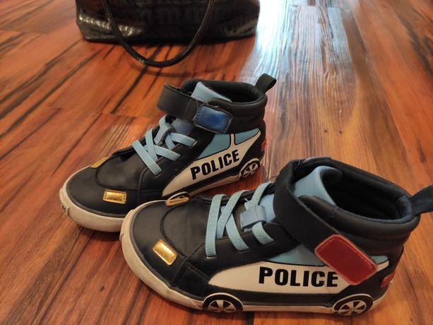 Buty wiosenne h&m Police roz 29