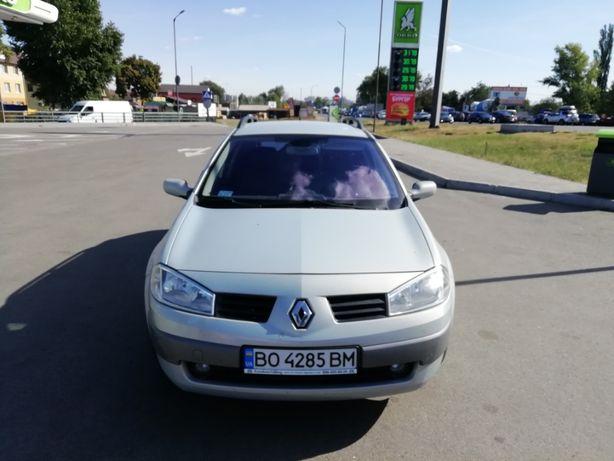 Продам Renault Megane II 1.9 2004 універсал