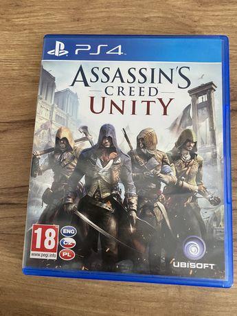 Assassin's Creed Unity gra PS4