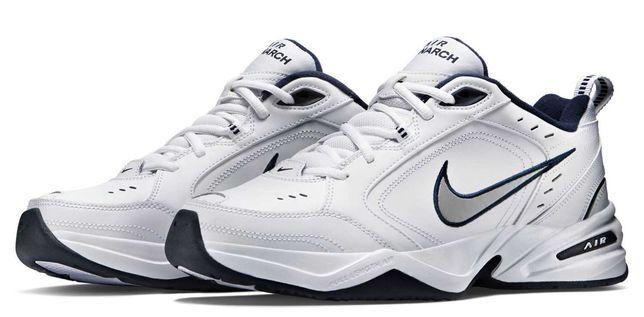 Nike Monarch мужские кроссовки, черные, белые кроссовки найк монарх