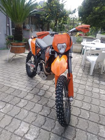 KTM 450 EXC R Nacional matrículada