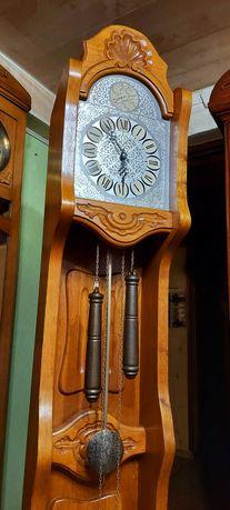 Zegar stojący dwuwagowy Tempus Fugit