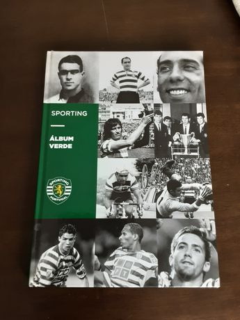 Sporting - Álbum Verde
