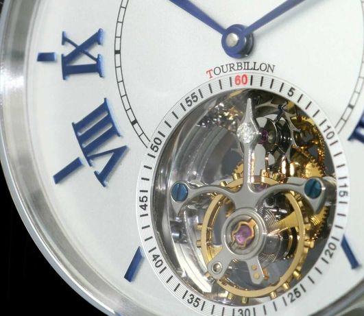 Colomer & Sons Turbillon Special - Relógio RARO e Exclusivo