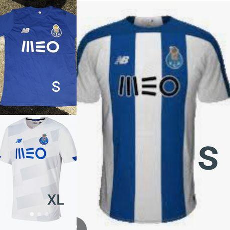 T-shirts F.C.P. tamanho na imagem