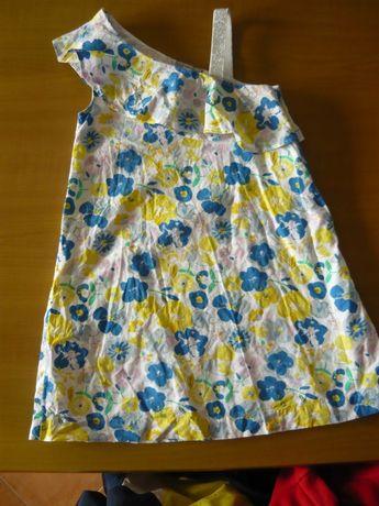 Vestido Tamanho 6 anos
