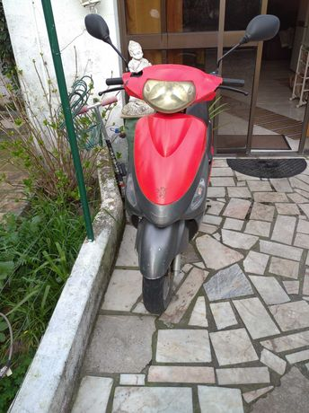 Scooter Peugeot 50