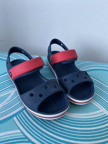 Оригинальные босоножки crocs, C10