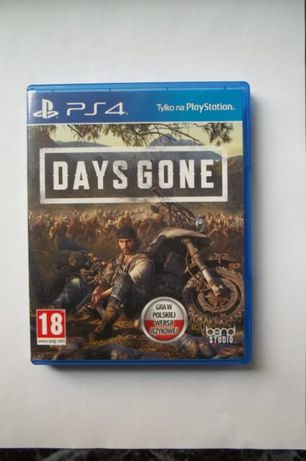 PS 4 Days Gone Centrum Gier Grodzka 4