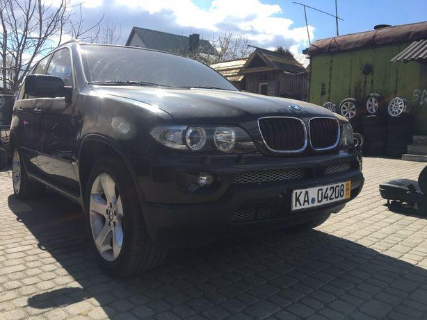 BMW E53 X5 БМВ розборка ричаг стойка пружина цапфа полоось диск датчик