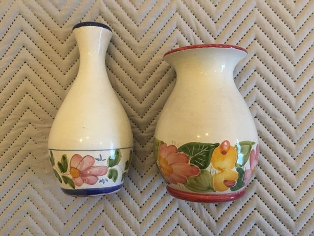 2 Jarras em porcelana - Vintage/Antigos Decor