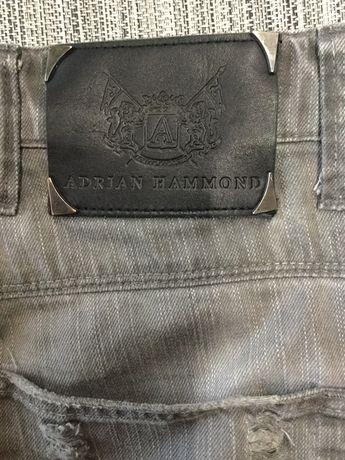 Spodnie męskie Adrian Hammond