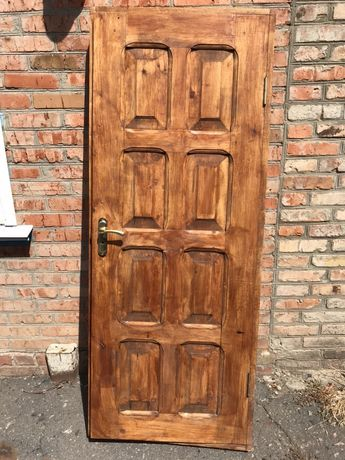двери с коробкой ( сосна )