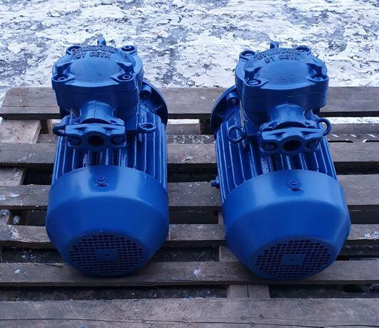 Электромотор электродвигатель мотор АИР редуктор частотник 220В двигун