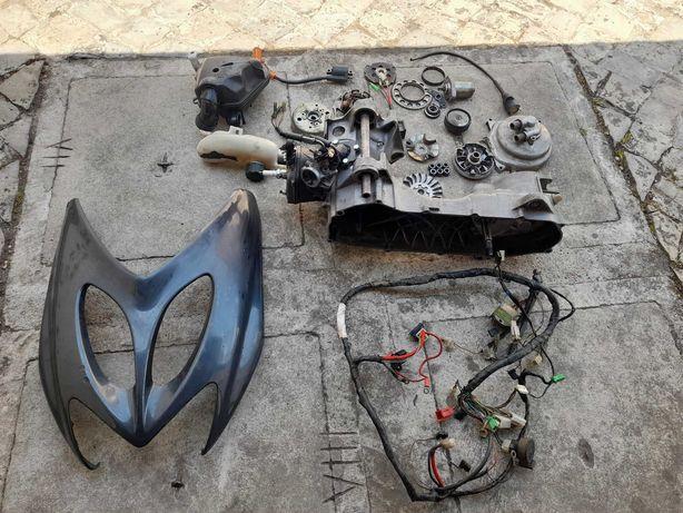 Motor Aerox e peças Aerox e BWS