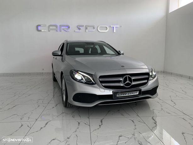 Mercedes-Benz E 220 T CDI 9G-TRONIC AVANTGARDE