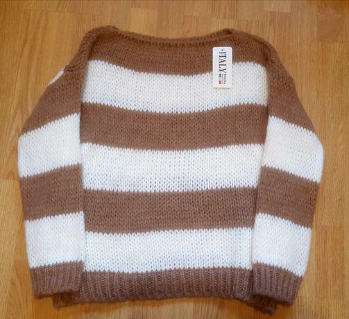 Włoski sweterek okazja
