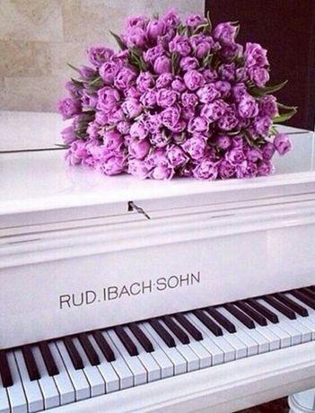 Уроки фортепиано, вокала и сольфеджио