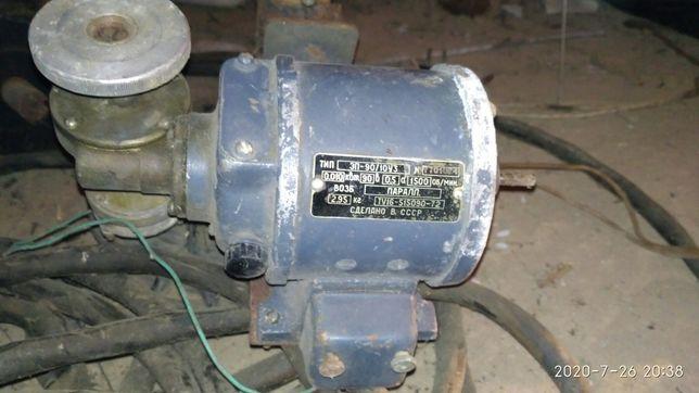 Электродвигатель ТУ16-515090-72 ЭП-90/10УЗ