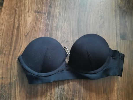 Góra bikini top biustonosz stanik push up 70a hm h&m