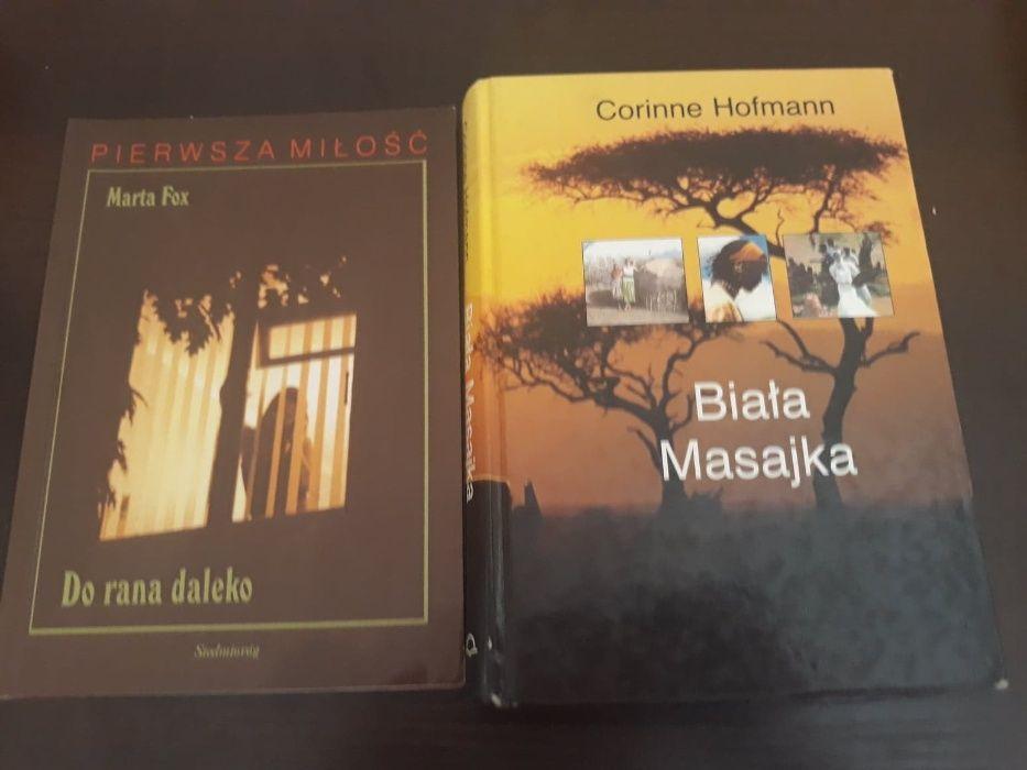 Do rana daleko Marta Fox, Biała Masajka Corinne Hofmann