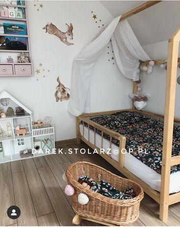 łóżko domek lozko dla dziecka