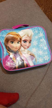 Ланч бокс, сумка Frozen, пенал, портфель, Ельза и Анна, Disney