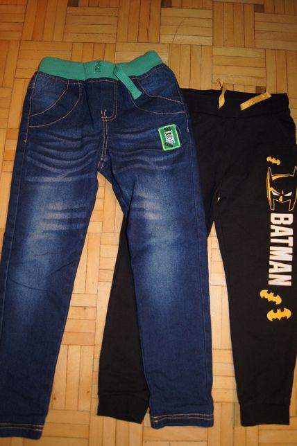 JAK NOWE!!! Spodnie PEPCO - 116!!!