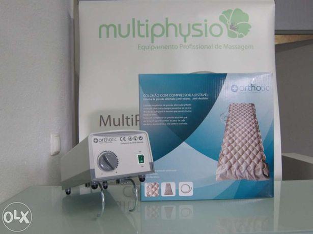 Colchão anti escaras de pressão alternada orthotic novo