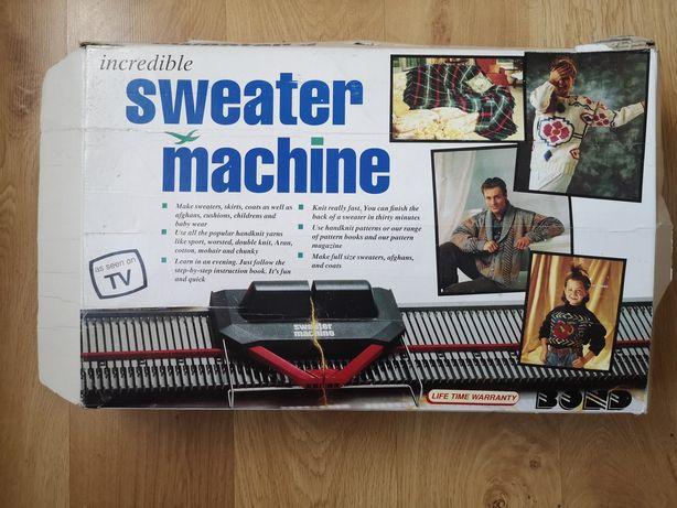 Maszyna do robienia na drutach