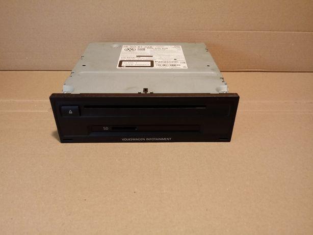 Czytnik nawigacji VW Golf VII 7 sd/cd card
