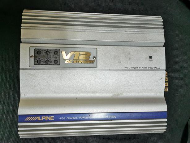 Wzmacniacz Alpine V12 DC STRAIGHT