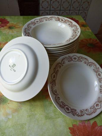Большие тарелки