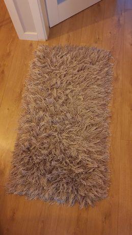 Szary dywan 60x120 , czarne zasłony
