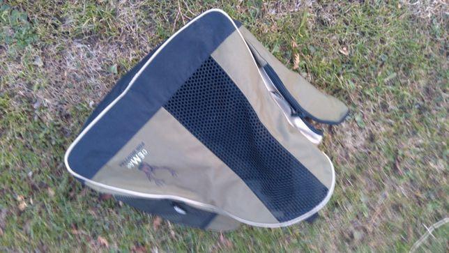 Torba na buty z wentylacją Demar jak Nowa 40x40x22cm