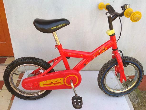 """Велосипед Niki 14""""від 4 років, з Європи"""