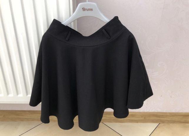 Черная школьная юбка на девочку Турция. На 6/8 лет, рост до 146 см.