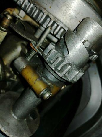 Silnik zaburtowy wietierok 8 e +b. dużo części zamiennych.