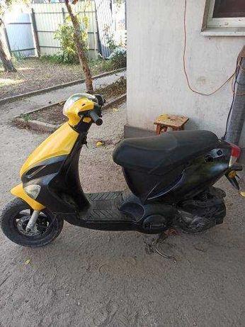 Продам мопед Zongshen camaZS50QT-8/Срочно!!!/Мопед інжекторний,4такний