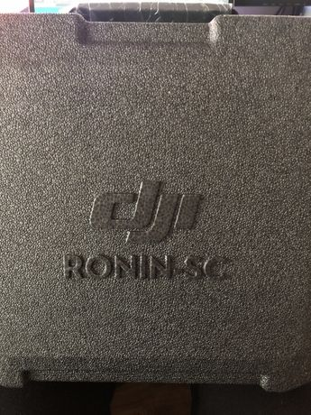 DJI RONIN SC Pro Combo stan sklepowy nieużywany