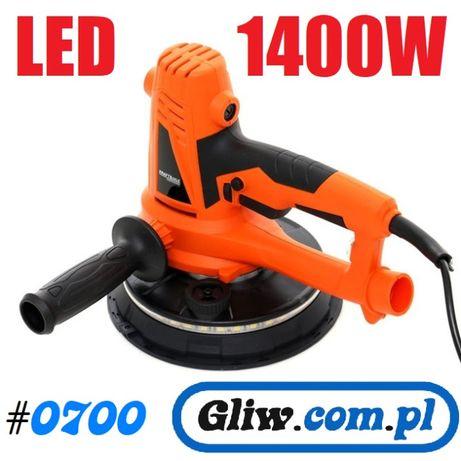 #0700 Szlifierka do Gipsu z podświetleniem LED 1400W KD1540
