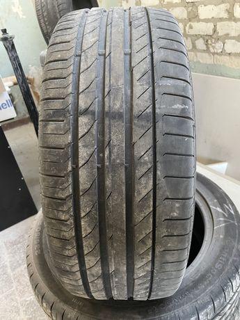 Продам шины Continental Sport contact 5 235/50/18