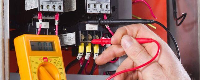 Elektryk usuwanie awari i wymiana instalacji elektrycznej