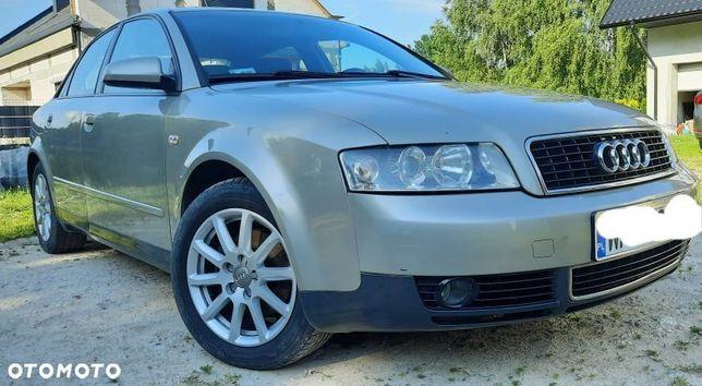 Audi A4 AUDI A4 Benzyna 2002 130KM