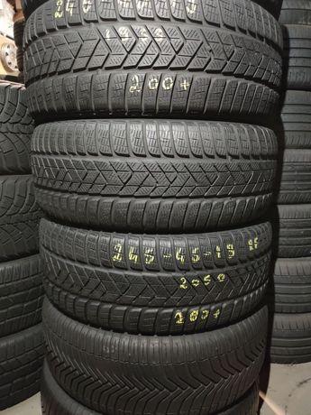 4X 245/45R19 Pirelli 2020r 6mm Faktura Gwarancja ADIGO