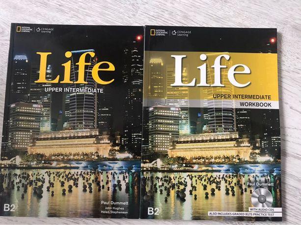 Life National Geographic B2 podręcznik+workbook+DVD